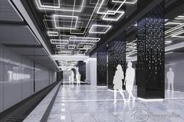 Станция Говорово, проект