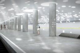 Станция Солнцево, проект
