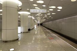 Станция Солнцево, общий вид