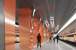Станция Боровское шоссе, проект