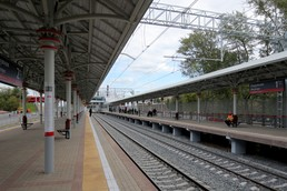 Станция Окружная, платформа