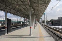 Станция Шоссе Энтузиастов, платформа