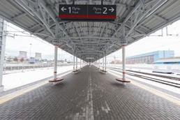 Станция Угрешская, общий вид