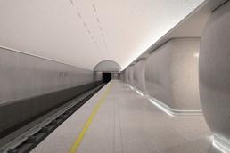 Станция Марьина Роща, проект