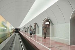 Станция Ржевская, проект