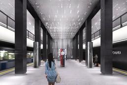 Станция Стромынка, проект