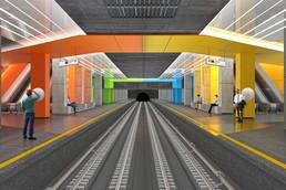 Станция Нижегородская, проект