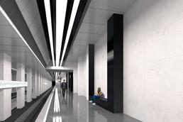 Станция Печатники, проект