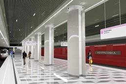 Станция Некрасовка, проект