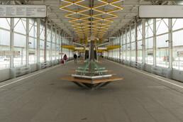 Станция Филатов луг, общий вид