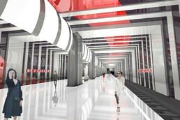 Станция Бачуринская, проект