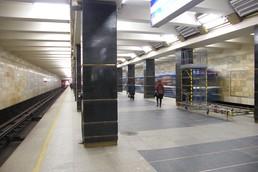 Станция Проспект Ветеранов, платформа