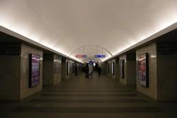 """Станция Технологический институт 2, восточный зал """"Второй"""""""