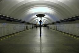 Станция Обухово, общий вид