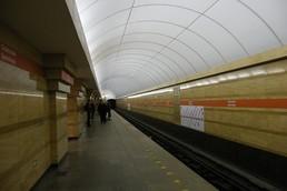 Станция Спасская, боковой неф
