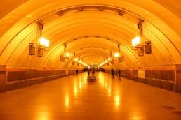 Станция Лиговский проспект, общий вид