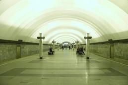 Станция Ладожская, общий вид