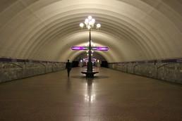 Станция Старая Деревня, общий вид