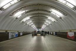 Станция Садовая, общий вид