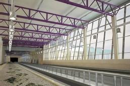 Станция Шушары, проект