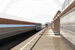 Станция Броневая, проект
