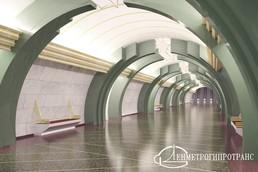 Станция Юго-Западная, проект