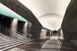 Станция Каретная, проект